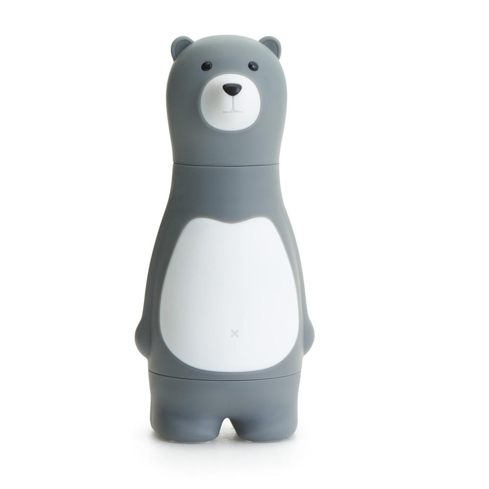 クマさんのラチェットドライバーセット ベアパパ Bear Papa グレー