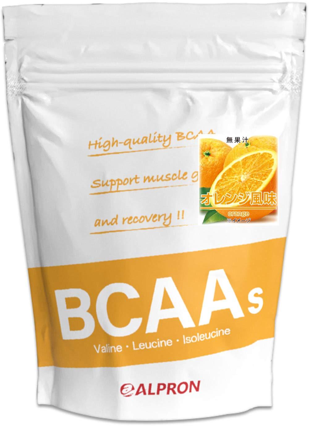 [送料無料]アルプロン BCAA 1kg オレンジ風味(アミノ酸 ALPRON 粉末ドリンク 国産)