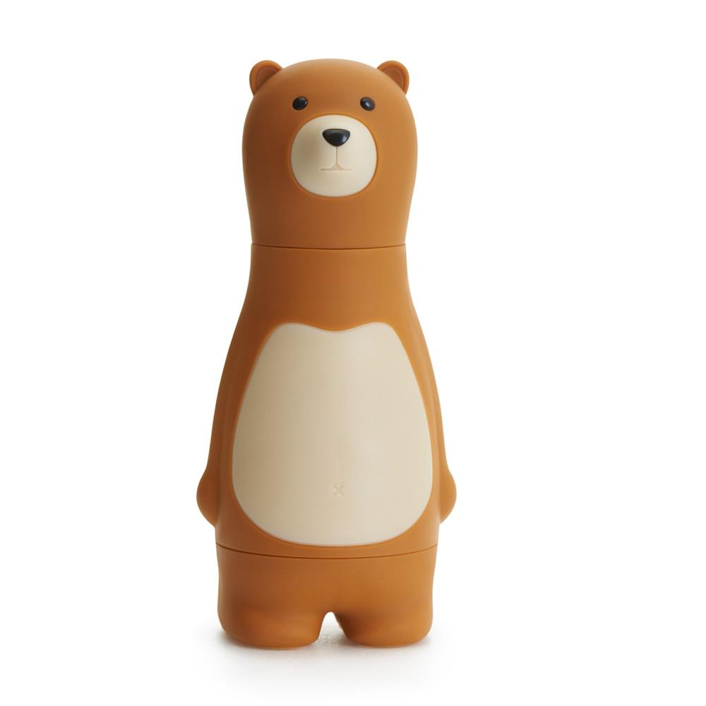 クマさんのラチェットドライバーセット ベアパパ Bear Papa ブラウン