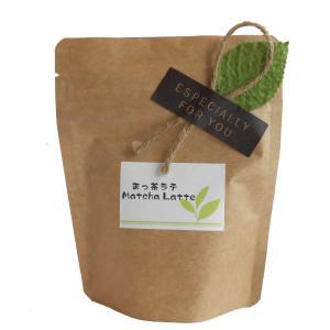 河越茶 牛乳で入れる抹茶ラテ