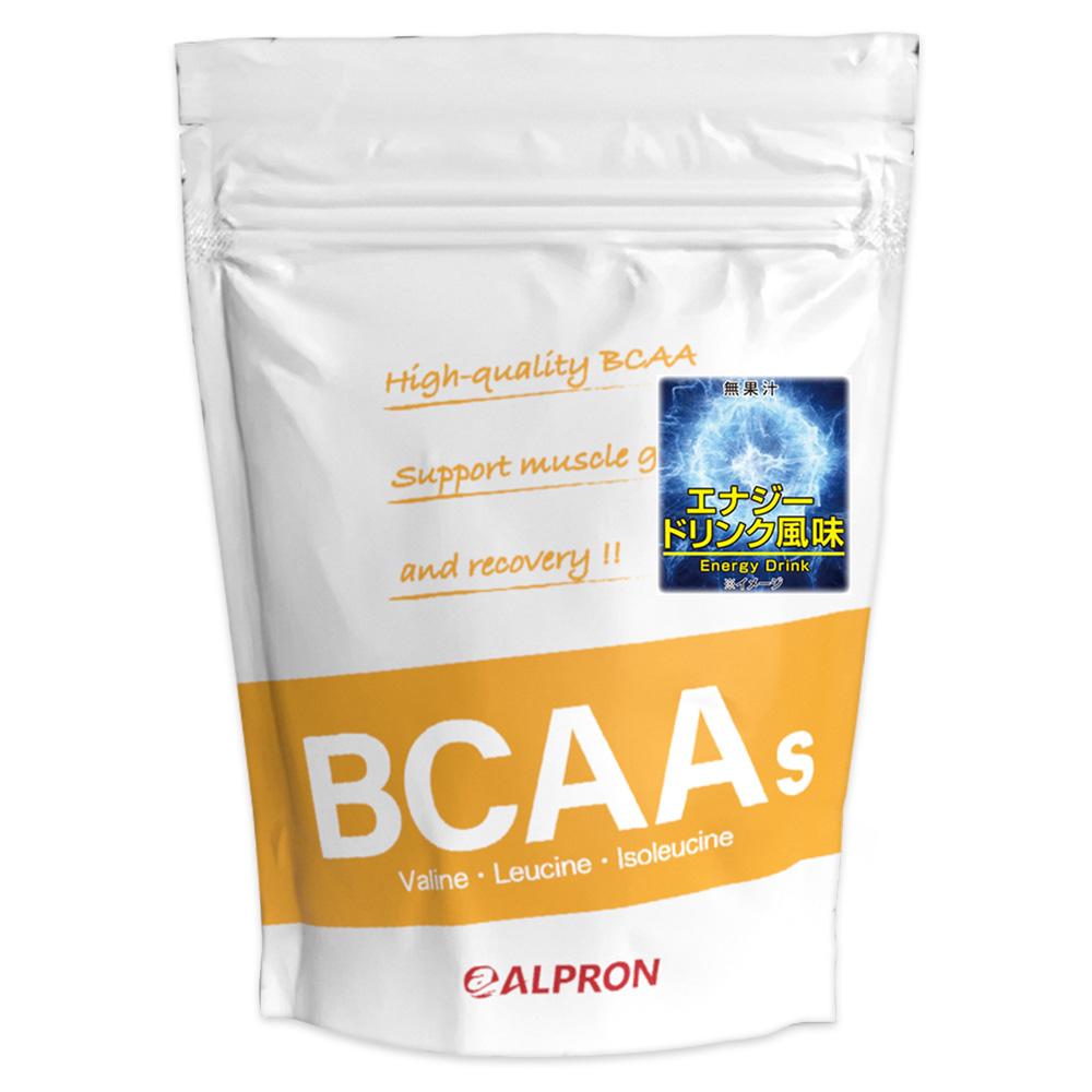 [送料無料]アルプロン BCAA 1kg エナジードリンク風味(アミノ酸 ALPRON 粉末ドリンク 国産)