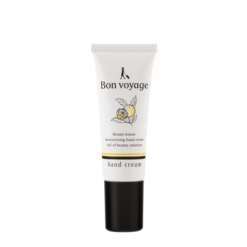BonVoyage エッセンスミニハンドクリーム(ヒラミレモンの香り) ※チューブ25g