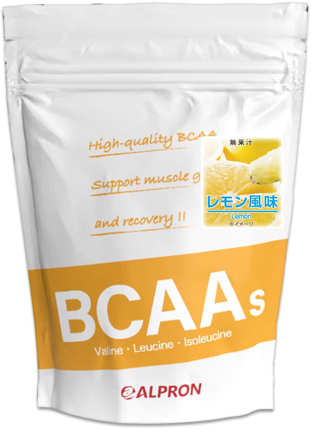 [送料無料]アルプロン BCAA 1kg レモン風味(アミノ酸 ALPRON 粉末ドリンク 国産)