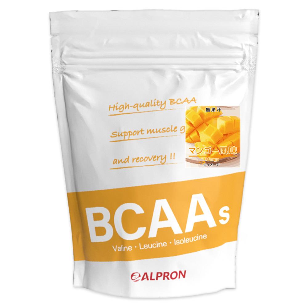 [送料無料]アルプロン BCAA 1kg マンゴー風味(アミノ酸 ALPRON 粉末ドリンク 国産)