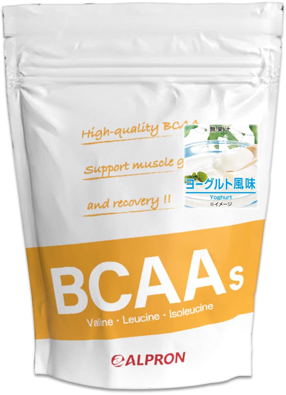 [送料無料]アルプロン BCAA 1kg ヨーグルト風味(アミノ酸 ALPRON 粉末ドリンク 国産)