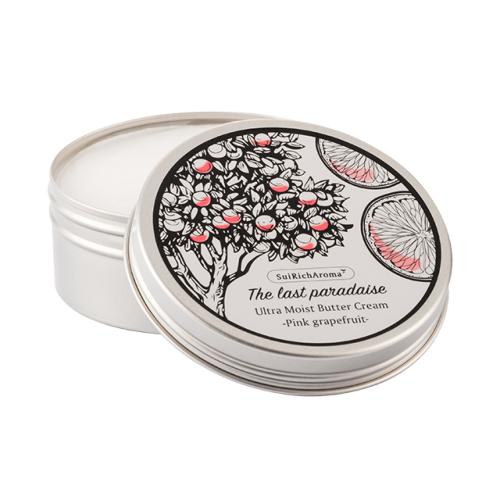 SuiRichAroma ボディバター ザ ラストパラダイス(ピンクグレープフルーツの香り)